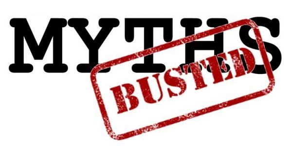 Busted Myths