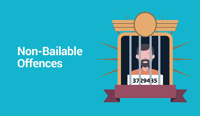 Non-bailable offences