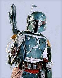 Boba Fett - Bounty Hunter From a Galaxy Far Far Away